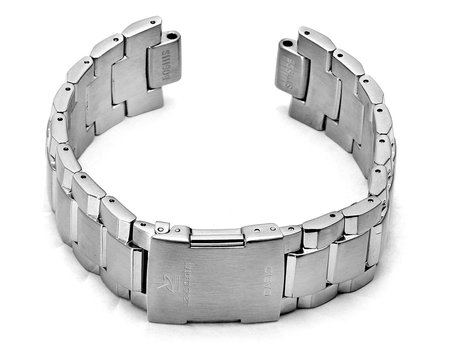 Watch Strap Bracelet Casio for WVQ-550DE-1AV, stainless steel