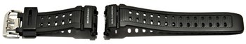 Watch strap Casio for G-9000, rubber, black