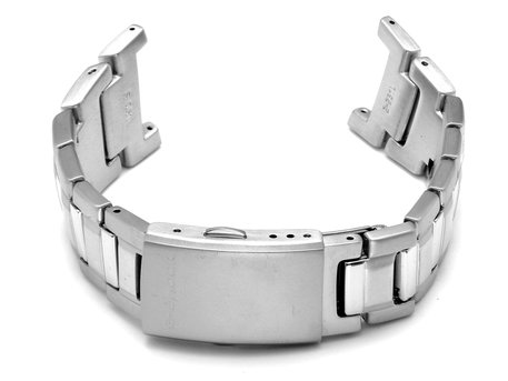 Watch strap bracelet Casio for G-510D, G-511D, stainless steel