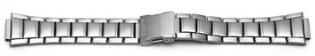 Watch Strap Bracelet Casio for AQ-180WD-1BV, stainless steel
