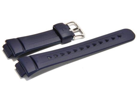 save off c92dd 431ca Casio Watch strap for G-2900, rubber, dark blue