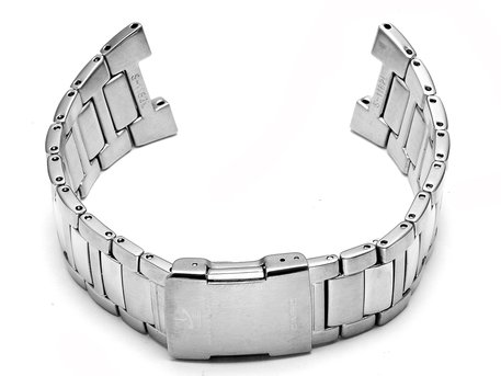 Watch Strap Bracelet Casio for WVQ-M610DE-1A, stainless steel
