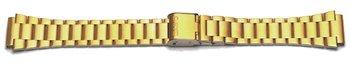 Casio Watch Strap Bracelet gold for DB-360G, stainless...
