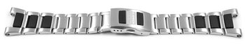 Casio Watch strap stainless steel/Resin for MTG-1000-1A