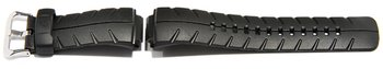 Casio Watch strap f. G-300,G-306,G-301,G-350, rubber, black