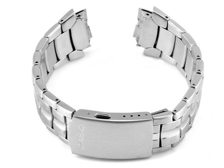 Watch Strap Bracelet Casio for MTD-1057, stainless steel