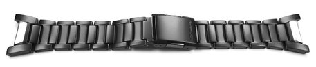 Watch strap Casio for GS-1100D-1A, Metal, black