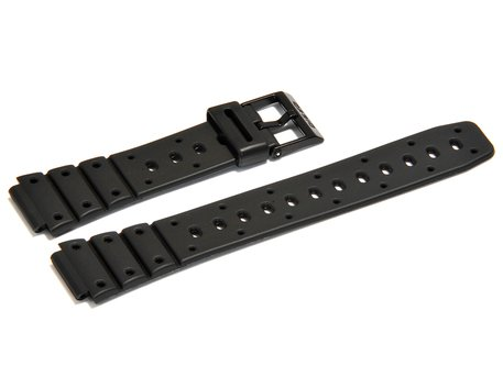 Casio Replacement Watch strap f. TS-100, TS-200, SDB-500W-1AVQ
