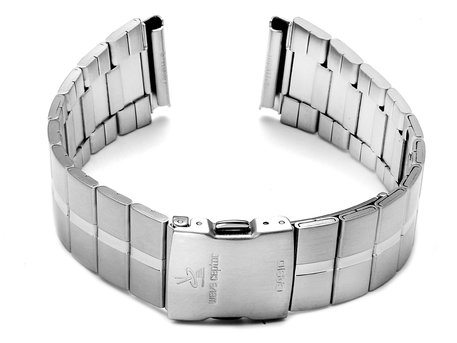 Watch strap bracelet Casio for WV-59DE-1AV, stainless steel
