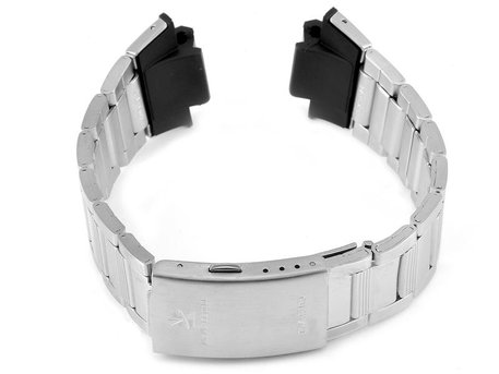 Casio Watch strap bracelet for AE-2000WD-1AV, stainless steel