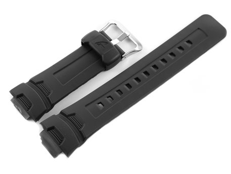 Casio Watch strap for G-7500, G-7500G, G-7510, rubber, black