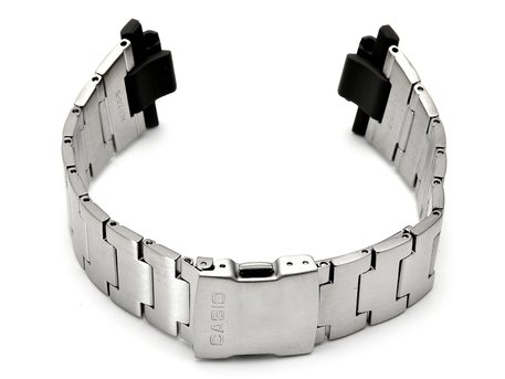 Watch Strap Bracelet Casio for DB-E30, stainless steel