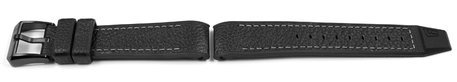 Festina ReplacemenT Strap for F16289 - Black - Gray Stitching