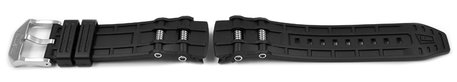 Festina Replacement Strap for F16528 - Rubber - Black with springs