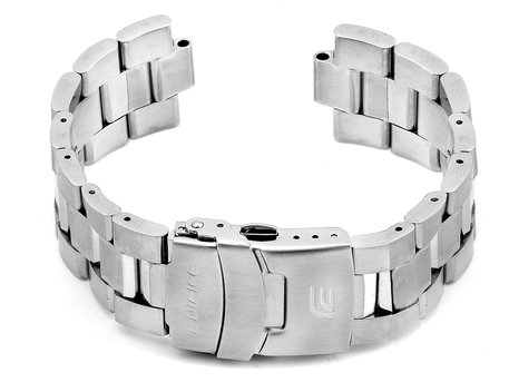 Watch strap / Bracelet Casio for EF-527D-1AV, stainless steel