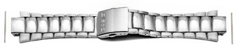 Watch strap bracelet Casio for EFA-111D-1AV, stainless steel