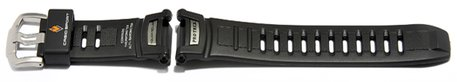 Genuine Casio Black Resin Watch Strap f. PRW-1500,PRW-1500J,PRG-130,PAW-1500