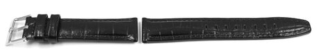 Festina Strap for F16071 and F16075 - Leather - Black