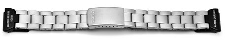 Watch strap bracelet Casio for W-728HD-1AVH, stainless steel