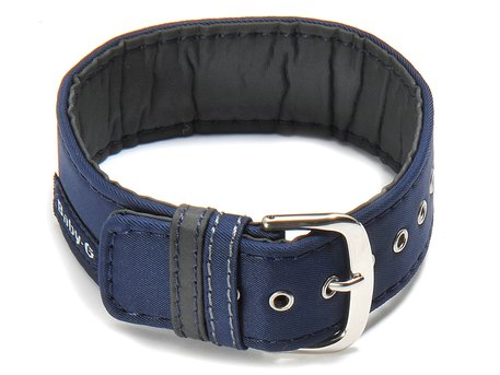 Genuine Casio Replacement Watch Strap for BG-3002V-2A, BG-3002V, Cloth, dark blue