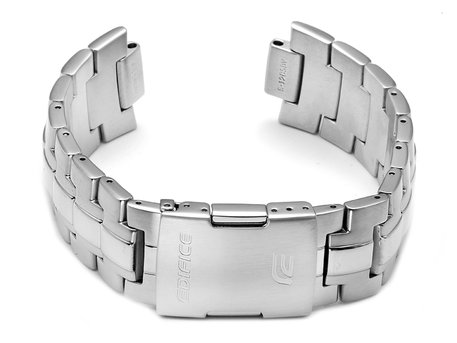 Watch Strap Bracelet Casio for ECW-M300EDB-1A, ECW-M300EDB, stainless steel