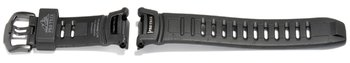 Genuine Casio Black Resin Watch Strap f. PRW-1500YJ,...
