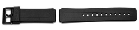 Casio Replacement Watch strap f. MW-59, MW-60, rubber,black