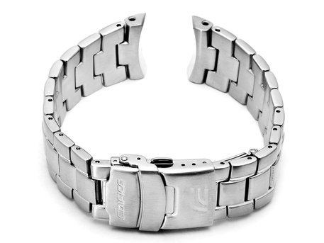 Watch Strap Bracelet Casio for EF-521, stainless steel