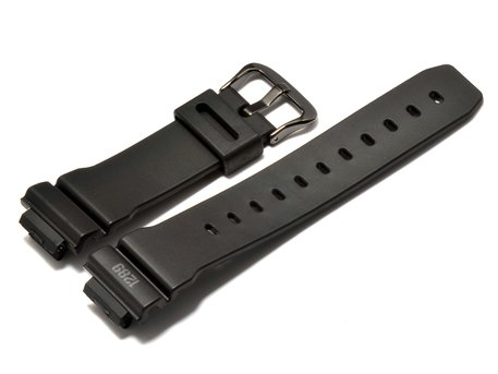 Casio Replacement Watch strap f. Casio DW-6900MS-1, rubber