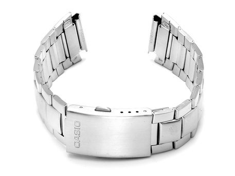 Genuine Casio Replacement Stainless Steel Watch Strap Bracelet for W-752D