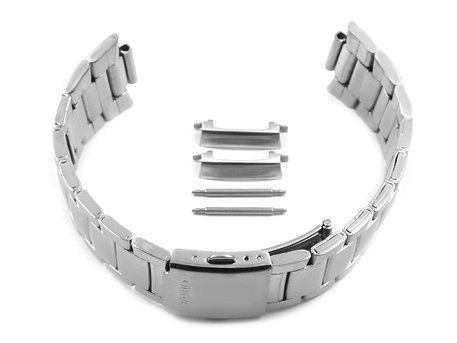 Watch strap bracelet Casio for AMW-710D, stainless steel