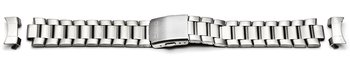 Watch Strap Bracelet Casio for EF-121D, stainless steel