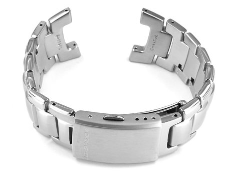 Watch Strap Bracelet Casio for G-1710D, stainless steel