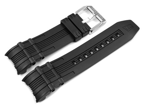 Genuine Festina Black Rubber Replacement Strap for F16543 and F16542