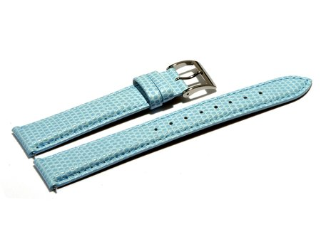Watch strap Casio for LWQ-140LE-4AV, Leather, pink